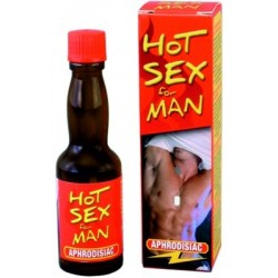 GOTAS HOT SEX FOR MAN 20ML