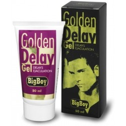 GEL RETARDANTE BIG BOY GOLDEN DELAY 50ML