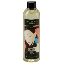ÓLEO DE MASSAGEM SHIATSU™ PASSION ROSA 250ML