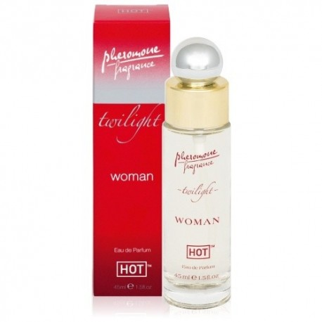 PERFUME COM FEROMONAS TWILIGHT WOMAN 45ML