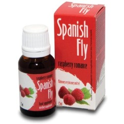 GOTAS SPANISH FLY FRAMBOESA 15ML