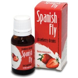 GOTAS SPANISH FLY MORANGO 15ML