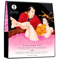 SAIS DE BANHO SHUNGA LOVE BATH DRAGON FRUIT 650GR
