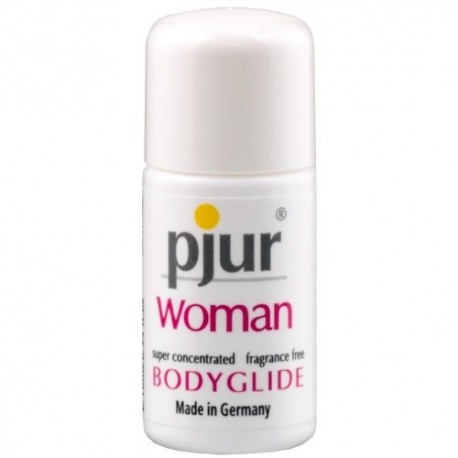 LUBRIFICANTE À BASE DE SILICONE PJUR WOMAN BODY GLIDE 10 ML