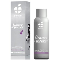 ÓLEO DE MASSAGEM FLOWER POWER SPIRITUAL 50ML