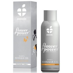 ÓLEO DE MASSAGEM FLOWER POWER BLISSFUL 50ML