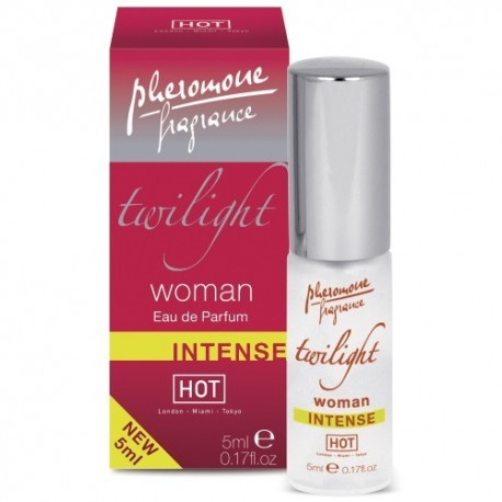 PERFUME COM FEROMONAS TWILIGHT HOT™ WOMAN INTENSO 5ML