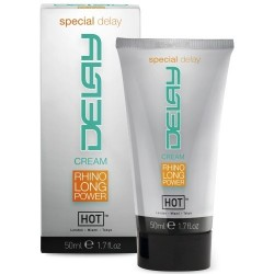 CREME RETARDANTE HOT™ 50ML