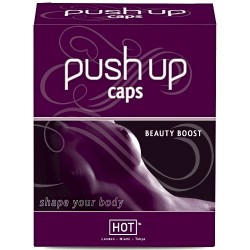 CÁPSULAS TONIFICANTES PUSH UP HOT™ 90 CÁPSULAS