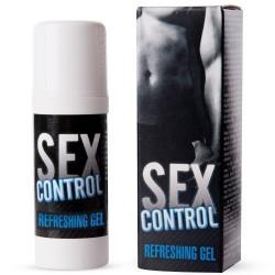 GEL DE MASSAGEM COM EFEITO FRIO SEX CONTROL 30 ML