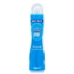 LUBRIFICANTE DUREX ORIGINAL PLEASURE GEL 100ML