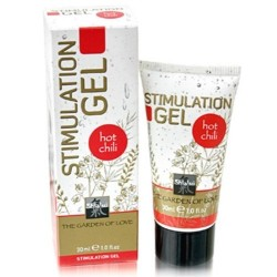 GEL ESTIMULANTE SHIATSU™ STIMULATION GEL HOT CHILI 30ML