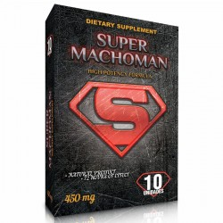 SUPER MACHOMAN 10 UN