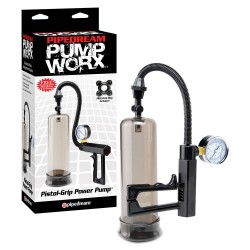 BOMBA PARA O PÉNIS PUMP WORX MAX-PRECISION POWER PUMP