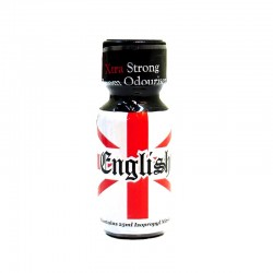 ENGLISH XTRA STRONG 25ML