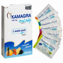 KAMAGRA ORAL JELLY VOL 1