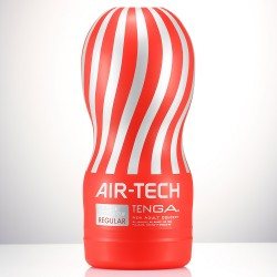 MASTURBADOR REUTILIZÁVEL TENGA AIR-TECH REGULAR CUP