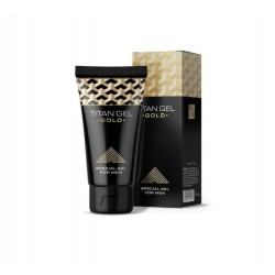 TITAN GEL GOLD 50ML