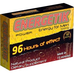 ENERGETIK POWER 10 UN