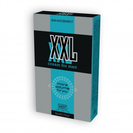CREME DE AUMENTO XXL HOT™ 50ML